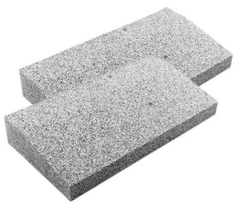 Granit Geniş Pahlı Yağmur Oluğu
