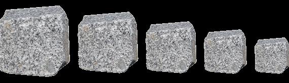 Granit Kırma Küptaşlar