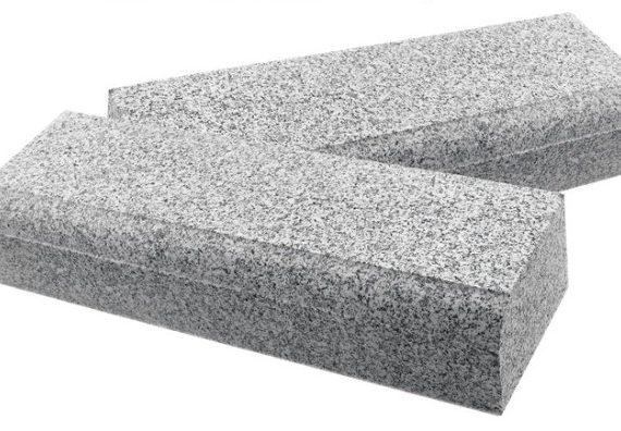 Granit Profil Pahlı Bordür