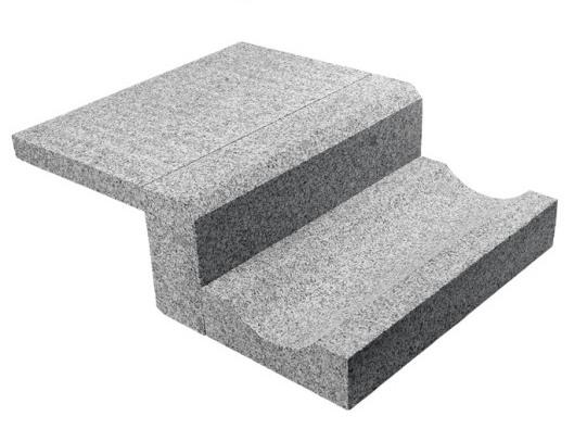 Granit Bordürlü Yağmur Oluğu Uygulaması