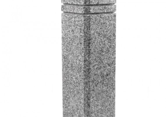 Granit Pahlı Çizgili Park Taşı